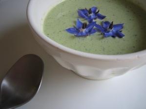 Agurklių sriuba - ir fizinei sveikatai, ir gerai nuotaikai